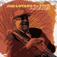 JOE LOVANO & US FIVE FOLK ART Pure Pleasure180g 2LP