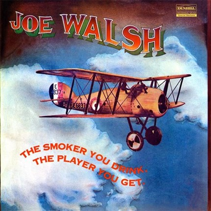 Joe Walsh The Smoker You Drink, The Player You Get  Analogue Productions 200g LP