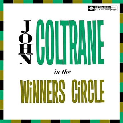 John Coltrane John Coltrane In The Winners Circle Pure Pleasure180g LP