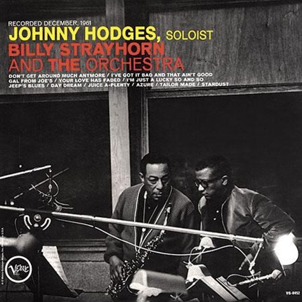 Johnny Hodges Billy Strayhorn And The Orchestra ANALOGUE PRODUCTIONS Numbered Limited Edition200g 45rpm LP