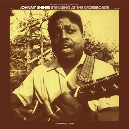 JOHNNY SHINES STANDING AT THE CROSSROADS Pure Pleasure180g LP