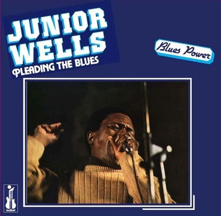 Junior Wells Featuring Buddy Guy Pleading The Blues Pure Pleasure180g LP