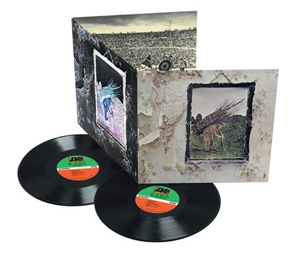 Led Zeppelin IV Deluxe Edition 180g 2LP Atlantic WEA