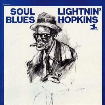 Lightnin' Hopkins Soul Blues Numbered Limited Edition Analogue Productions 200g LP (Stereo)