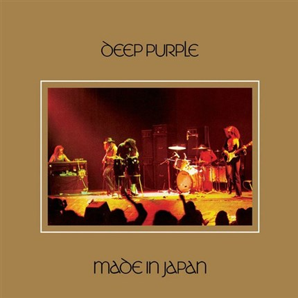 Deep Purple Made In Japan  FRIDAY MUSIC 180g 2LP