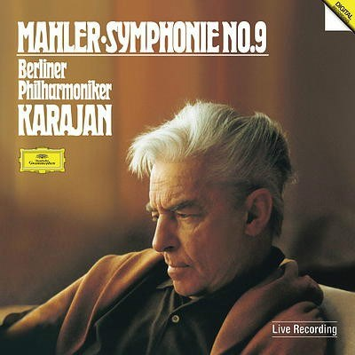 Herbert Von Karajan Mahler Symphony No 9 180g