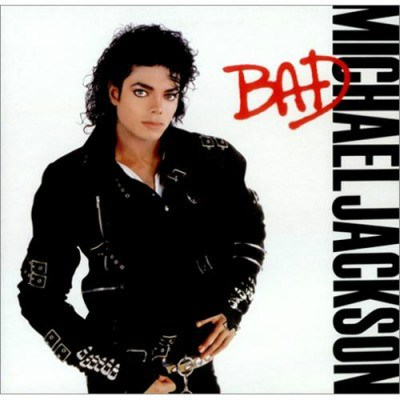 MICHAEL JACKSON BAD MUSIC ON VINYL