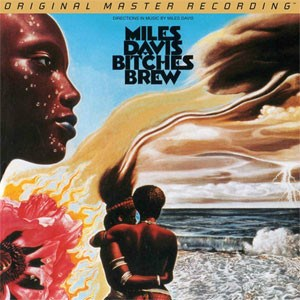 Miles Davis Bitches Brew Numbered Limited Edition  MOBILE FIDELITY 180g 2LP