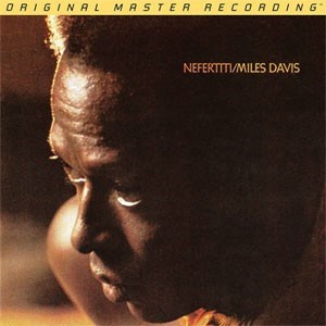Miles Davis Nefertiti  Numbered Limited Edition  MOBILE FIDELITY 180g 45rpm 2LP