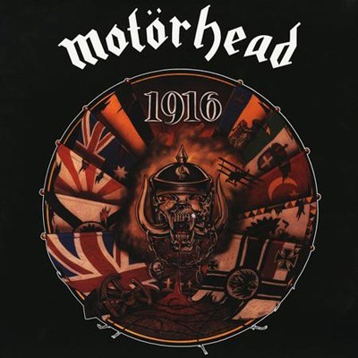 Motorhead 1916 Pure Pleasure180g LP