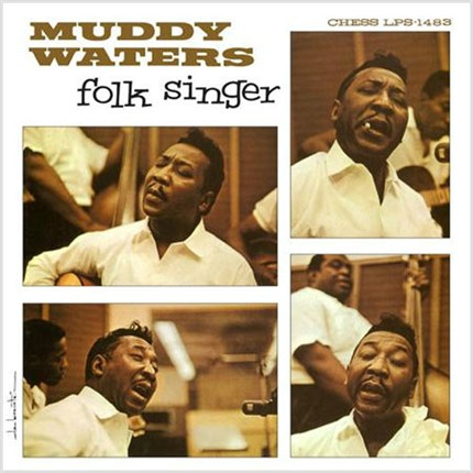 Muddy Waters Folk Singer 200g 45rpm 2LP