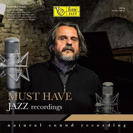MUST HAVE JAZZ RECORDINGS Natural Sound Recording / Super Audio CD / DSD / Stereo FONE RECORDS