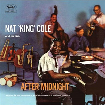 Nat King Cole After Midnight  ANALOGUE PRODUCTIONS  180g 45rpm 3LP
