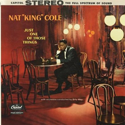 Nat King Cole Just One Of Those Things  ANALOGUE PRODUCTIONS 180g 45rpm 2LP