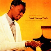 Nat King Cole The Piano Style Of Nat King Cole Pure Pleasure180g LP