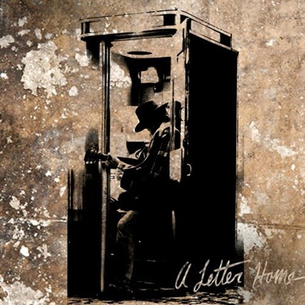 Neil Young A Letter Home Mono 180g LP (Mono)ADA Third Man Records
