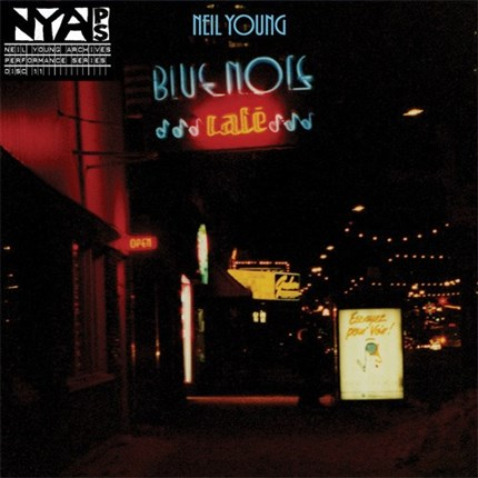 Neil Young Bluenote Cafe Numbered Limited Edition 4LP Box Set