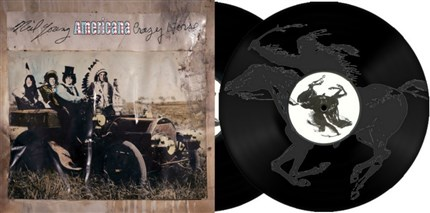 Neil Young & Crazy Horse Americana 180g 2LP