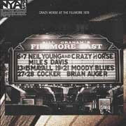 Neil Young & Crazy Horse Live At Fillmore East WEA 180g LP