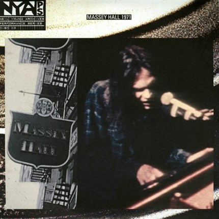 Neil Young Live At Massey Hall WEA