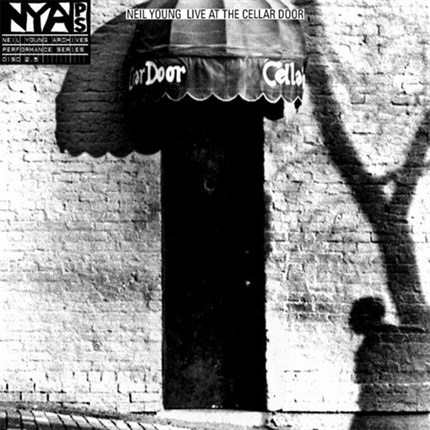 Neil Young Live At the Cellar Door 180g LP WEA