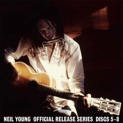 Neil Young Official Release Series Discs 5-8 180g 4LP Box Set