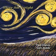 PAUL CLARVIS & LIAM NOBLE STARRY STARRY NIGHT Pure Pleasure 180g LP