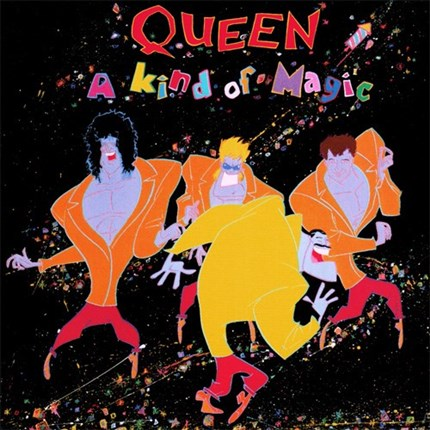 Queen A Kind of Magic Half-Speed Mastered 180g LP HOLLYWOOD RECORDS