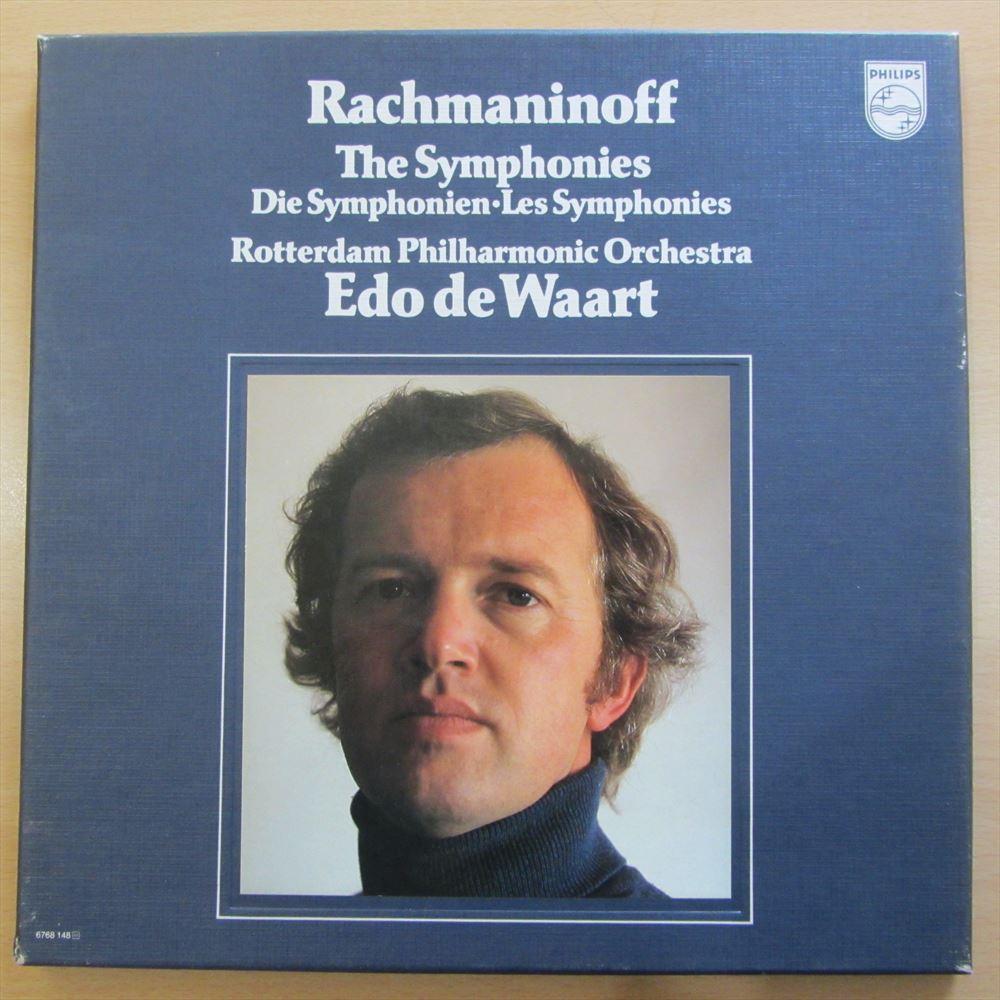 Rachmaninov Complete Symphonies Edo De Waart Rotterdam