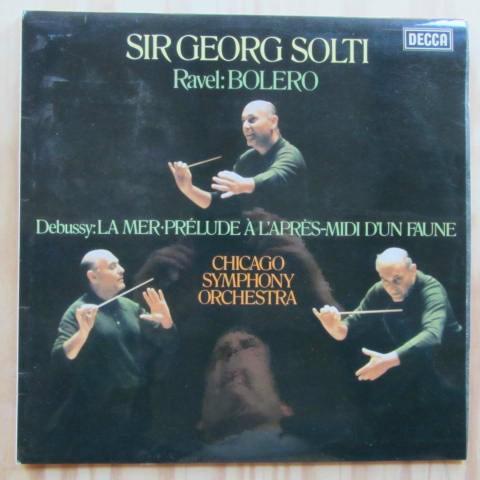 Ravel Bolero Debussy La Mer Amp Preludio A La Siesta De Un