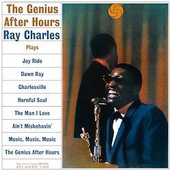 Ray Charles: The Genius After Hours Atlantic 1369 SPEAKERS CORNER