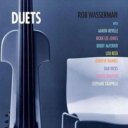 Rob Wasserman Duets Analogue Productions 200g LP