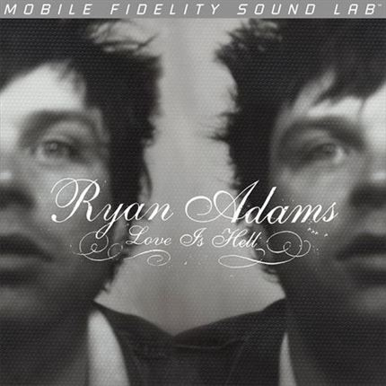 Ryan Adams Love Is Hell Mobile Fidelity Numbered Limited Edition 3LP Box Set