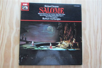Salome Richard Strauss Karajan EMI