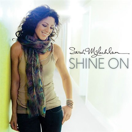 Sarah McLachlan Shine On  UNIVERSAL 180g 2LP