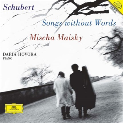 SCHUBERT Songs without words MISCHA MAISKY DARIA HOVORA DEUTSCHE GRAMMOPHON ANALOGPHONIC