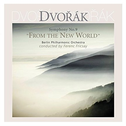 Dvorak New World Symphony Berliner Philharmoniker Ferenc Fricsay Vinyl Passion