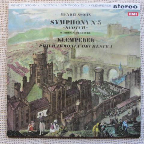 Mendelssohn Symphony No 3 Scottish Hebrides Overture