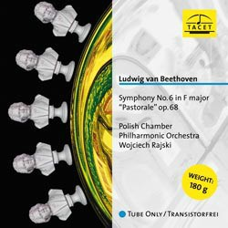 Ludwig van Beethoven: Symphony No. 6 in F major op. 68 (Pastorale) - The Polish Chamber Philharmonic Orchestra conducted by Wojciech Rajski TACET