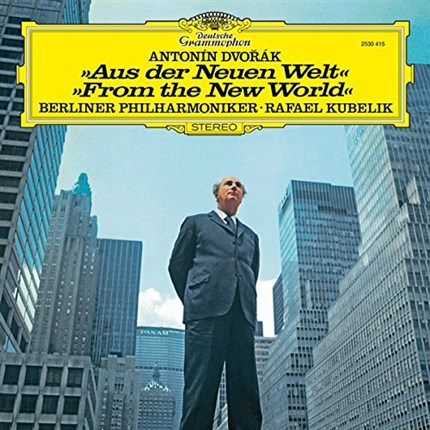 Dvorak Symphony No. 9 From the new world Berlin Philharmonic Rafael Kubelik DGG