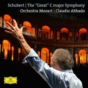 "Schubert Nine symphony The ""Great""  Mozart Orchestra Claudio Abbado DGG 180 gr LP"