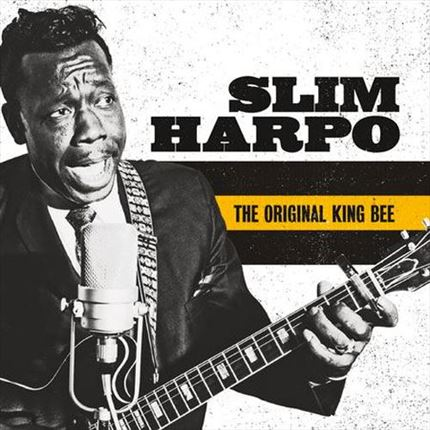 Slim Harpo The Original King Bee (The Best Of Slim Harpo) Analogue Productions 200g LP