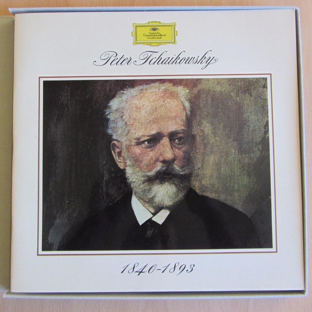 Tchaikovsky 4 5 6 Symphonies Violin And Piano Concertos