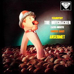 "Tchaikovsky   ""The Nutcracker""   Orchestre de la Suisse Romande conducted by Ernest Ansermet DECCA SPEAKERS CORNER"