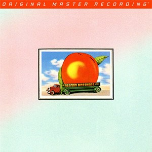 The Allman Brothers Band  Eat A Peach  MOBILE FIDELITY 180g 2LP