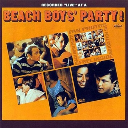 The Beach Boys The Beach Boys' Party!  ANALOGUE PRODUCTIONS  200g LP (Mono)