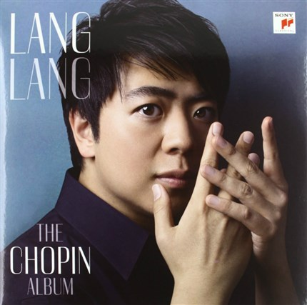 The Chopin Album Lang Lang SONY
