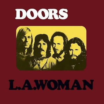 The Doors L.A. Woman 200g 45rpm 2LP ANALOGUE PRODUCTIONS