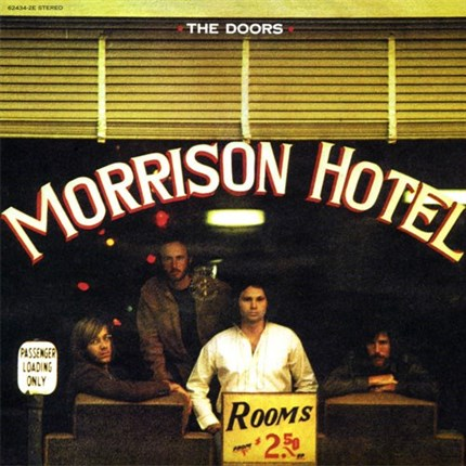 The Doors Morrison Hotel 200g 45rpm 2LP ANALOGUE PRODUCTIONS