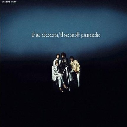 The Doors The Soft Parade 200g 45rpm 2LP ANALOGUE PRODUCTIONS